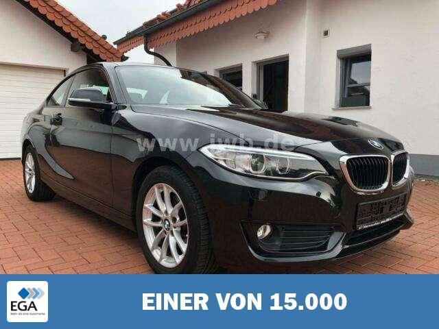 BMW 220BMW 220d Coupe Advantage Xenon 1J.Garantie NP38T