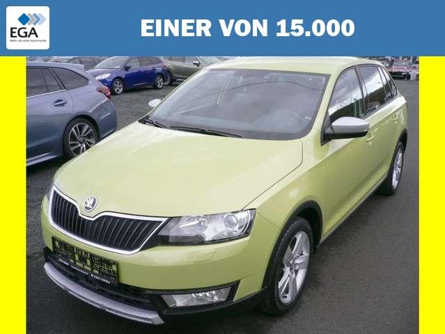 Skoda Rapid/Spaceback Rapid Spaceback 1.2 TSI (Green tec) Scout Line
