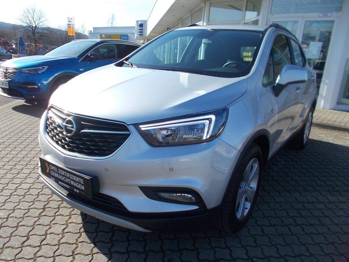 Opel Mokka X Editon 1.4 Turbo