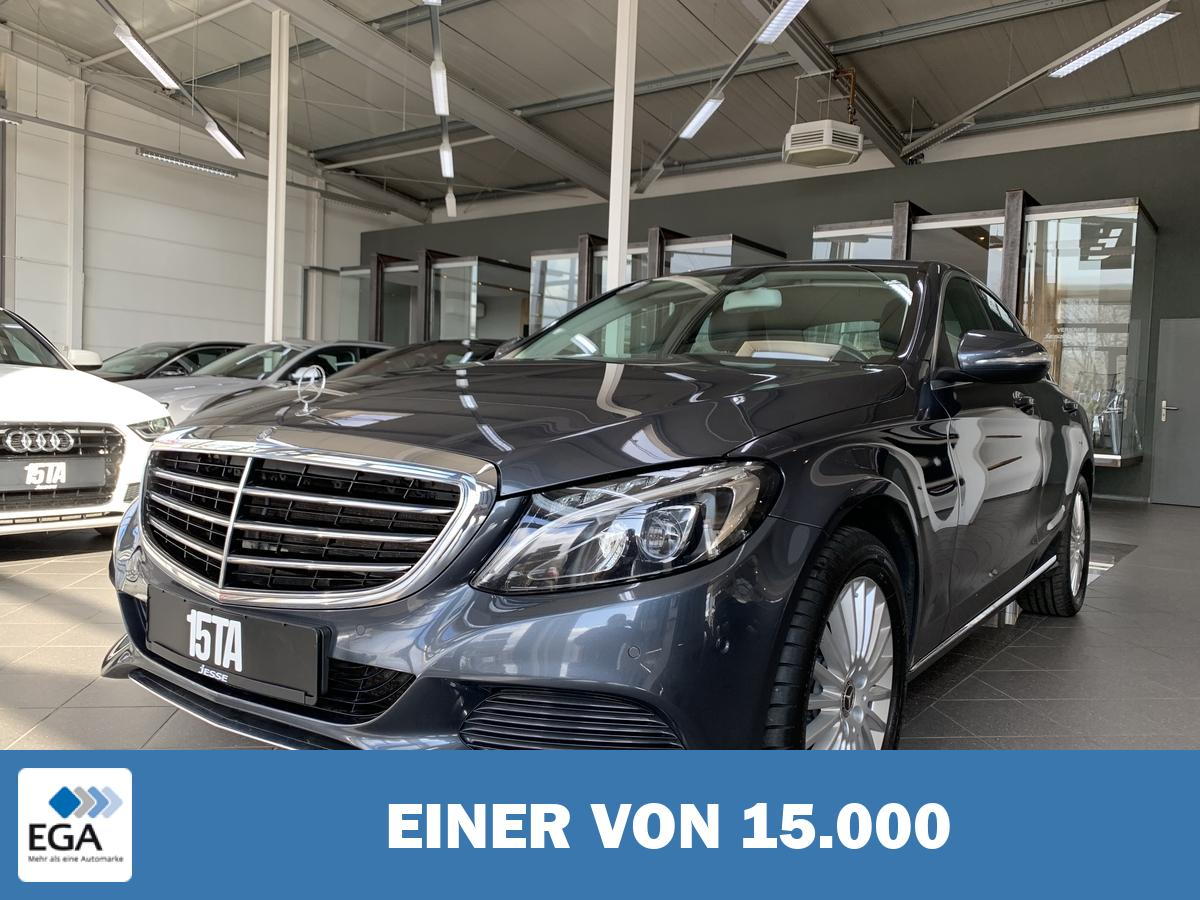 Mercedes-Benz C 180  T Exclusive LED Navi SHZ PDC