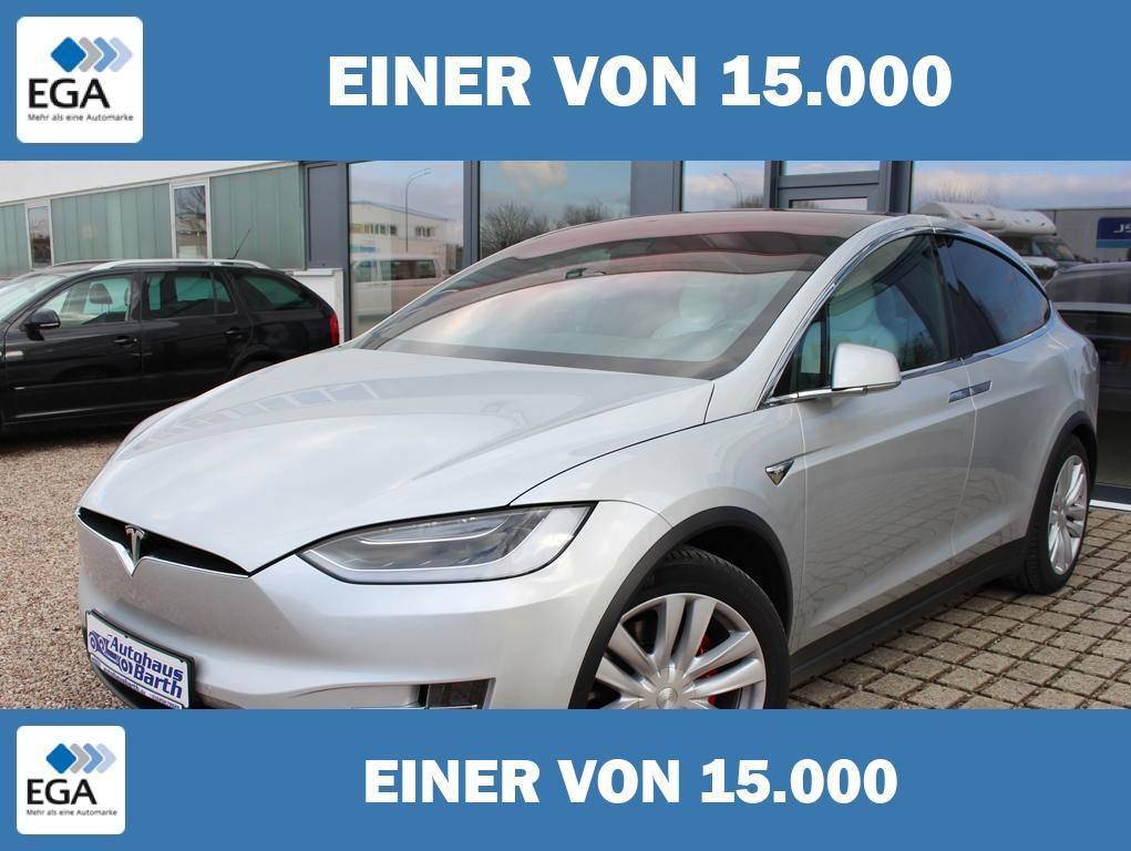 Tesla Model X *P 90D *Ludicrous Perf. * SC Free * 6 Sitze *