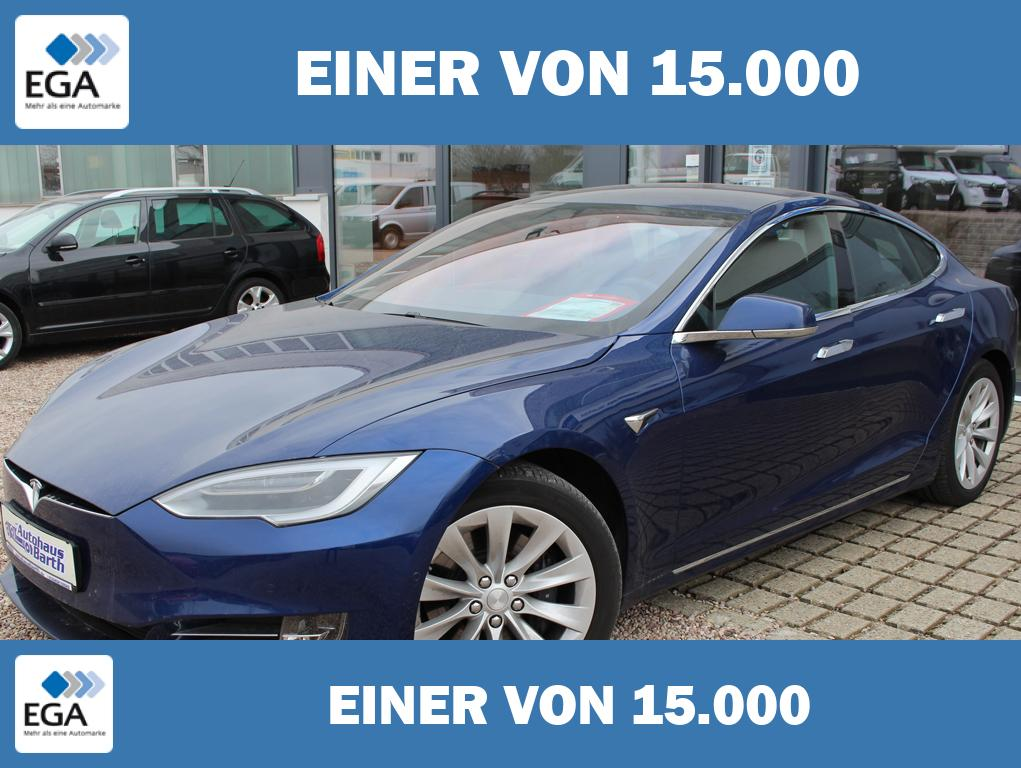 Tesla Model S *90 D * SC Free * Luftfahrwerk * LED * AP *
