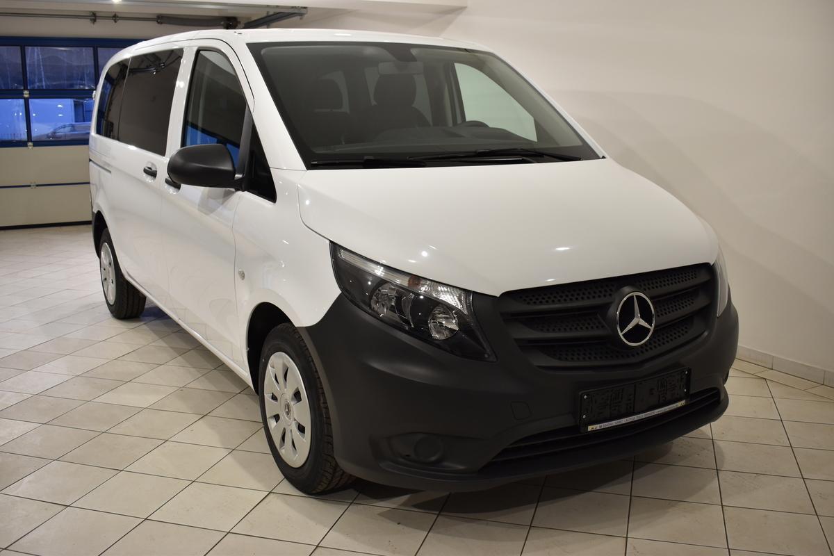 Mercedes-Benz Vito 114 CDI Kombi TOURER AHZV KLIMA 5-Sitzer