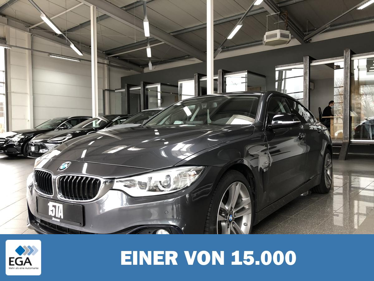 BMW 420 Gran Coupé d Sport-Line Bi-Xenon Navi Prof. HUD H&K