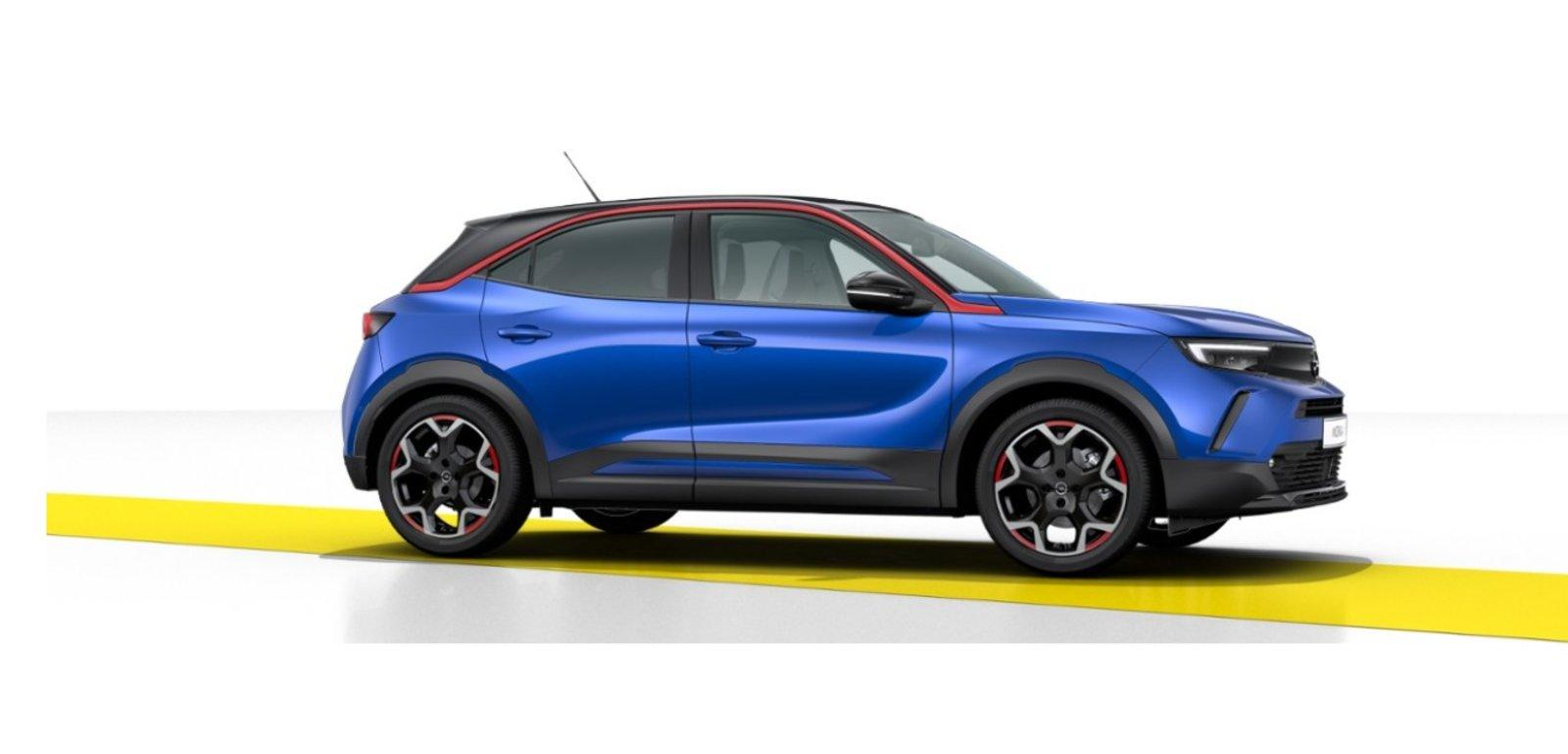 Opel Mokka GS Line*5JGar*AHK*Navi*LED*Shzg*PDC*Cam*18