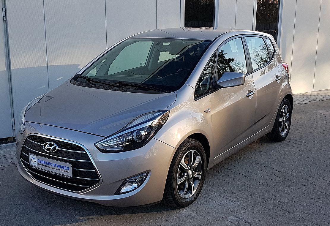 Hyundai ix20 Trend 1.6 CRDi Klima*Alu*PDC*AHK