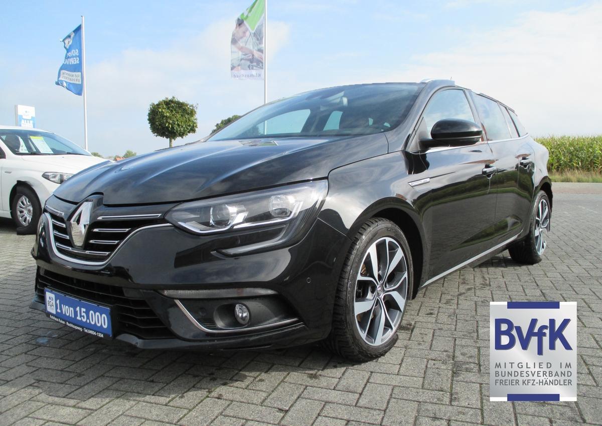 Renault Megane IV Grandtour Bose Edition 1.6 ltr. dCi