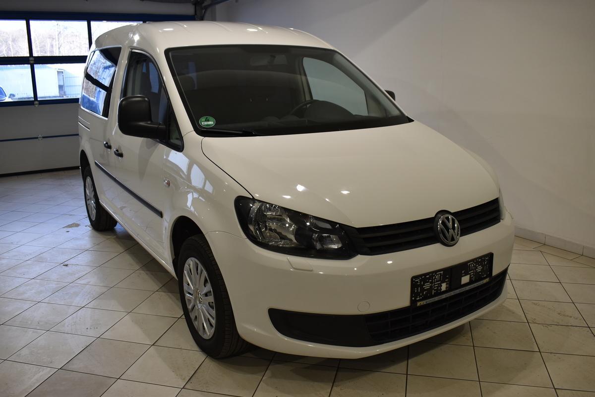 Volkswagen Caddy Kombi 1.2TSI Klima SHZ 5Sitzer