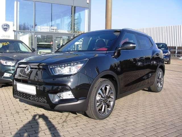 SsangYong Tivoli e-XGi 160 2WD Red Rebel