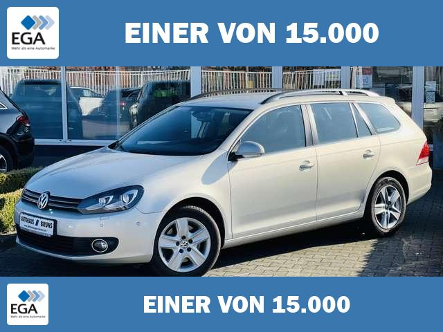 Volkswagen Golf Variant 2,0 TDI Comfortline, Bi-Xenon, SHZ, AHK abn., DPF,