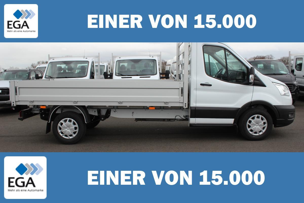 Ford Transit 350 Pritsche Trend / 2,0 130PS FWD L3 - Sicht-Paket
