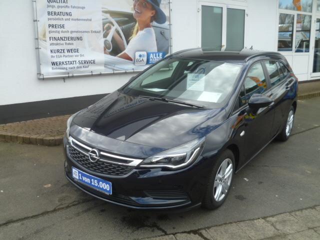 Opel Astra K Sports Tourer Edition *NAVI*PDC*LM*APPLE*KLIMA