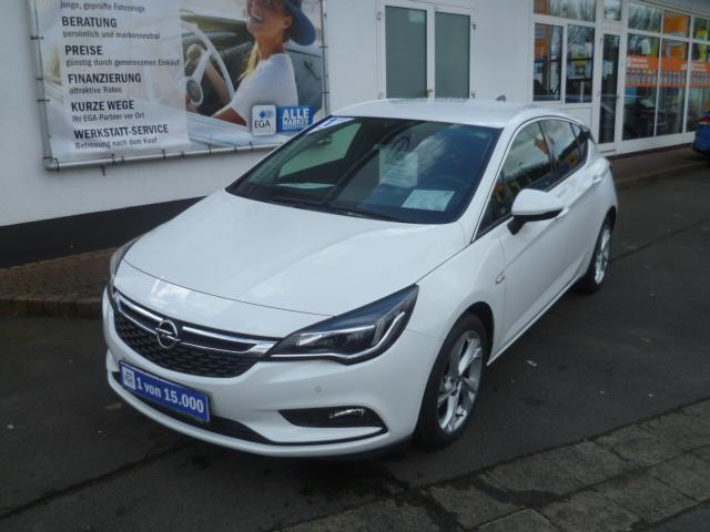 Opel Astra K Innovation *NAVI*LM-Felgen*Kamera*Klima*Nebel