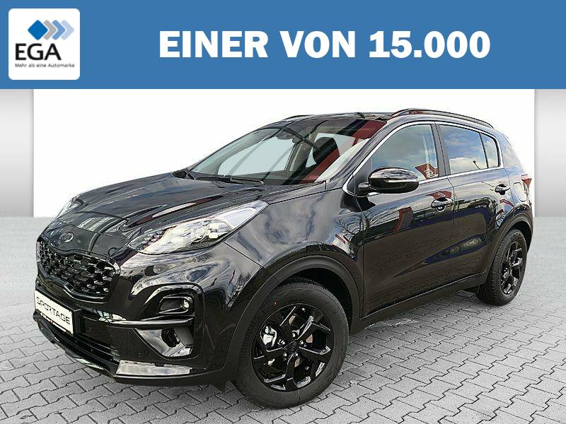 KIA Sportage 1.6T DCT7 Black Edition|4WD|Panorama