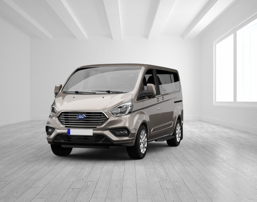 Ford Tourneo Custom Titanium X L2H1 2.0 TDCi Automatik mit ACC, Fahrassistenz-System,