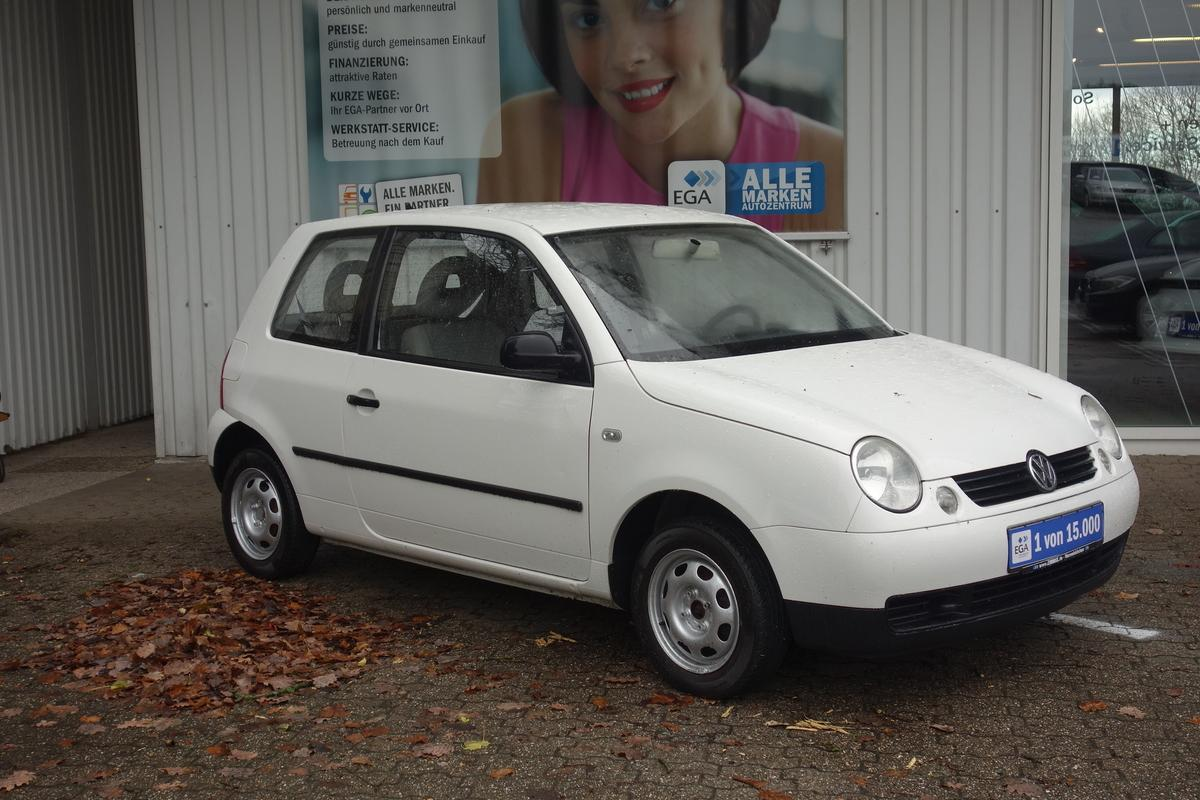 Volkswagen Lupo SERVOLENKUNG