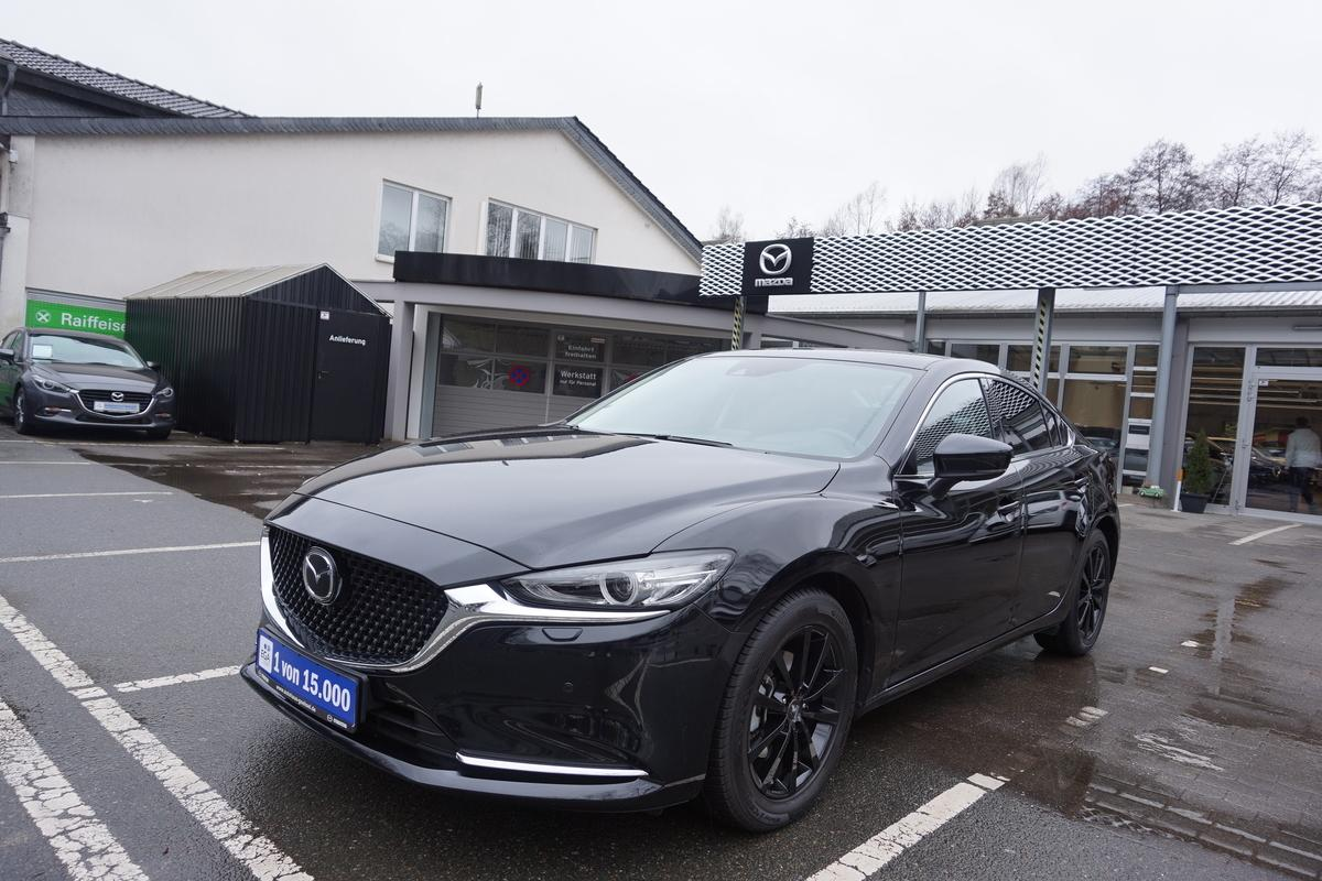 Mazda 6 Automatik, Bose, Navi, Head Up, 360 Grad, 8 Fach bereift