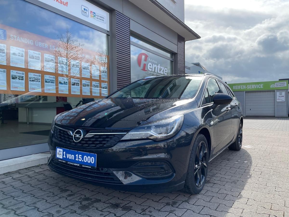 Opel Astra Sports Tourer Elegance 1.2 Direct Injection Turbo/LED/