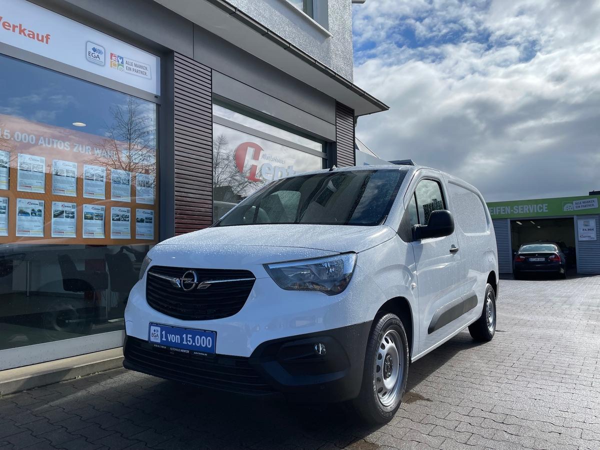 Opel Combo Cargo XL Selection 1.5 Diesel
