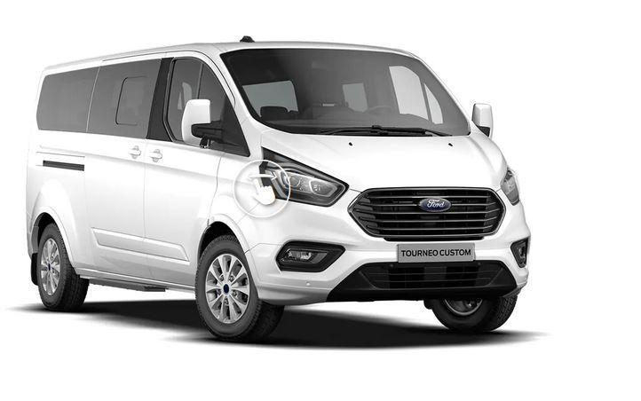 Ford Tourneo Custom L2H1 9 Personen Titanium 2.00 TDCi 185 PS Automatikgetriebe,  ICE