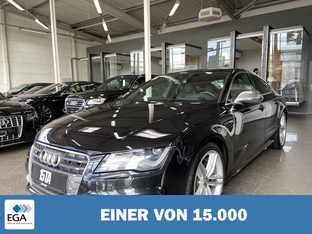 Audi S7 4.0 TFSI LED ACC HUD LUFT Keramik S-Sitze TV