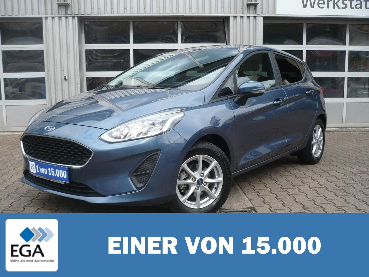 Ford Fiesta 1.0 EcoBoost Cool&Connect - Navi/ Sitzh./ PDC