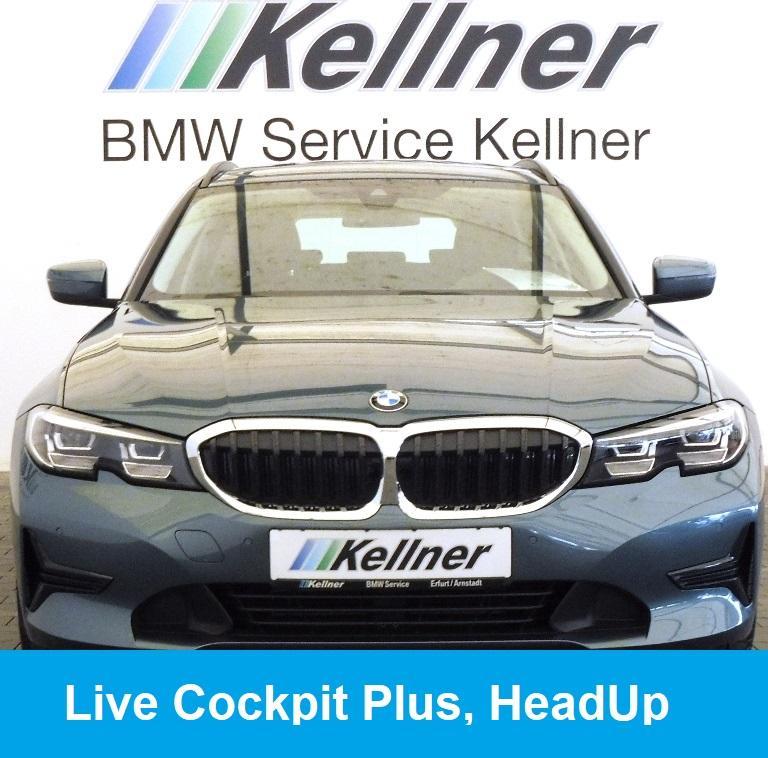 BMW 320 d Navi Live Cockpit , Head Up, LED-SW