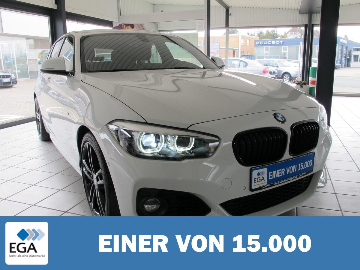 BMW 116i,Edition,M-Sport,Shadow,AHK,Navi.,Sitzh.,Kamera