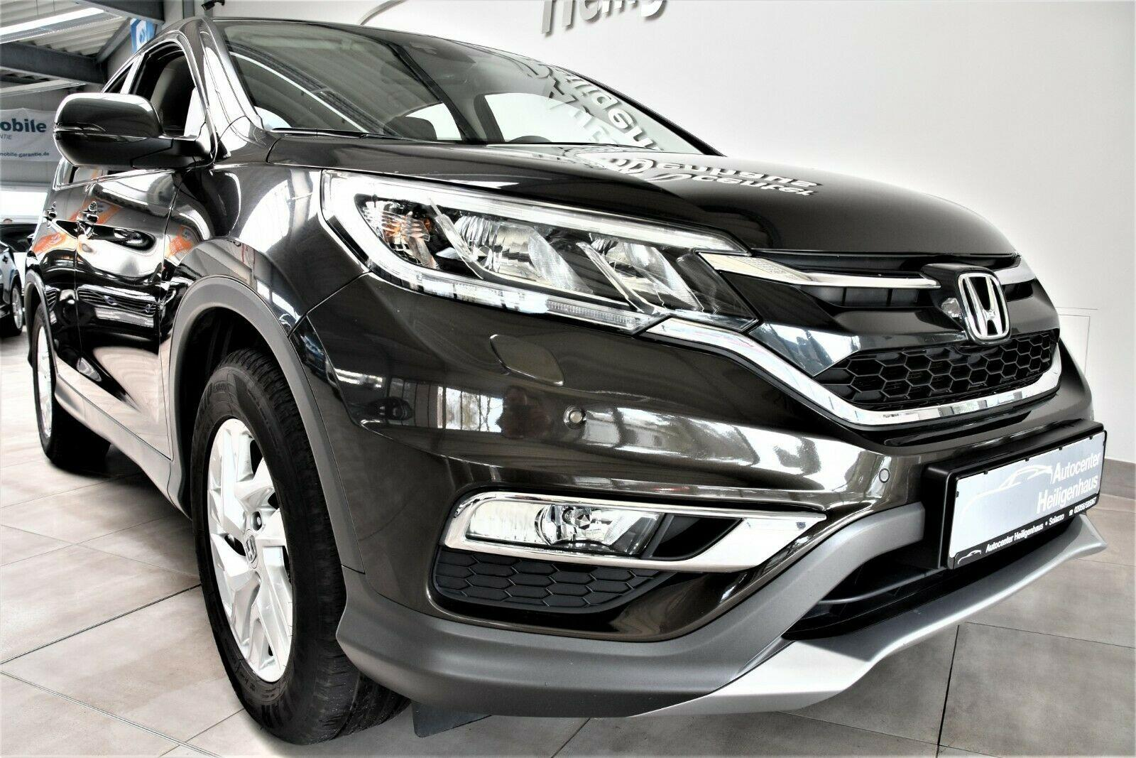HONDA CR-V 1.6 Elegance 2WD Navi DAB Sitzheiz Kamera