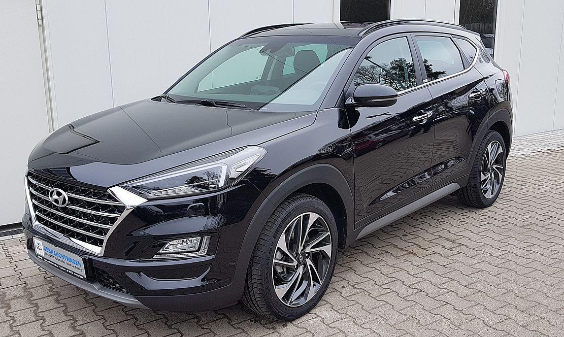 Hyundai Tucson Premium 1.6 Turbo DCT 4WD Pano*Navi*AHK