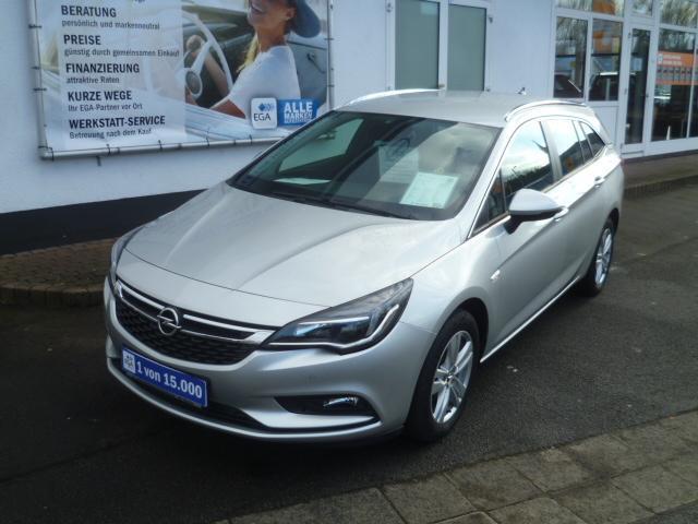 Opel Astra K Sports Tourer Enjoy *Navi*Klima*LM*PDC*Apple