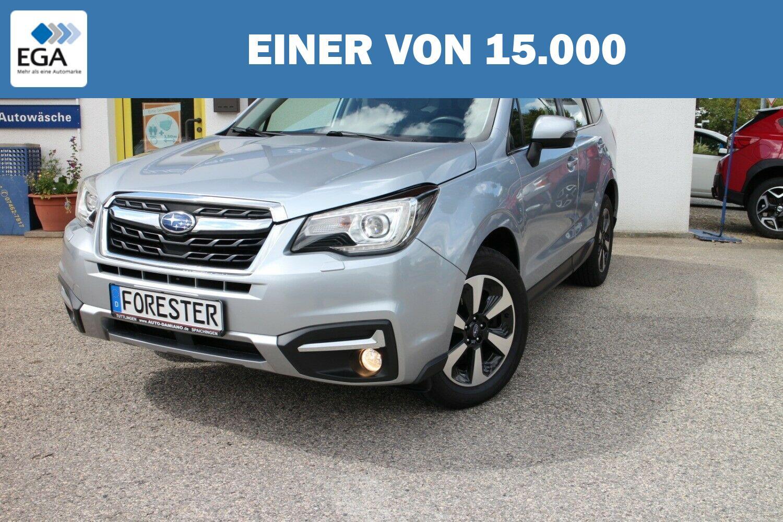 Subaru Forester Exclusive Automatik *AHK*Panoramadach*