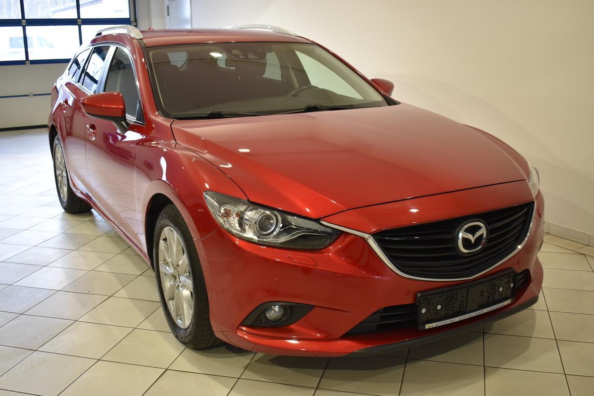 Mazda 6 Kombi 2.0 SKYACTIV NAVI PDC SHZ