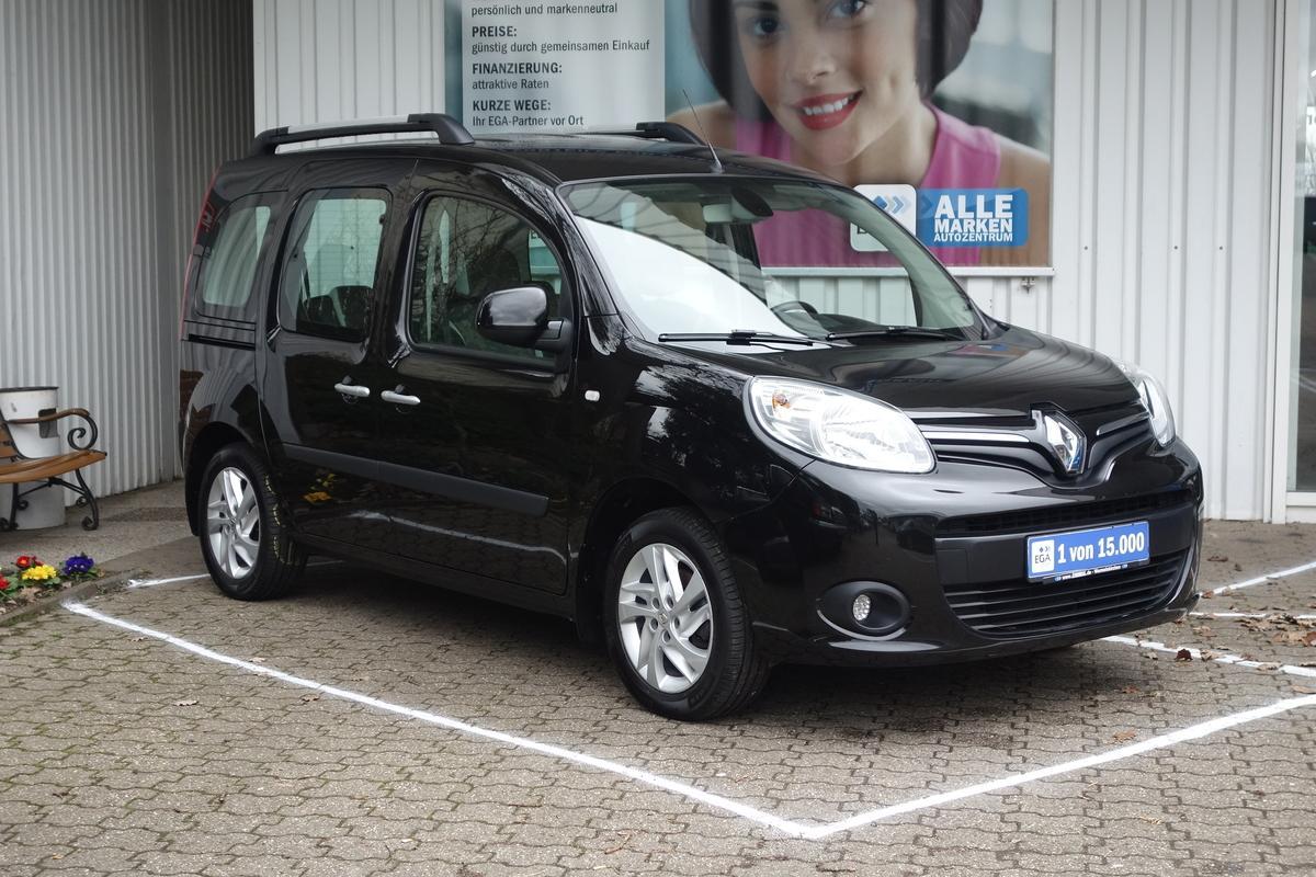Renault Kangoo 1,5 dCi PARIS DL AHK PDC ALU KLIMA BLUETOOTH KAMERA
