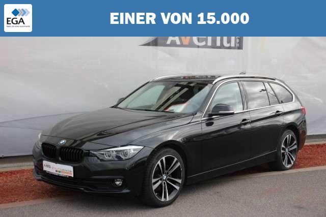BMW 3203er-320 d Sport Line Shadow *LED*Navi*Steptronic