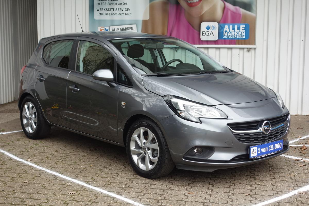 Opel Corsa E 120 Jahre KLIMA*ALU*BTH*NSW*EFH*MFL*PRIVACY*FB-ZV*
