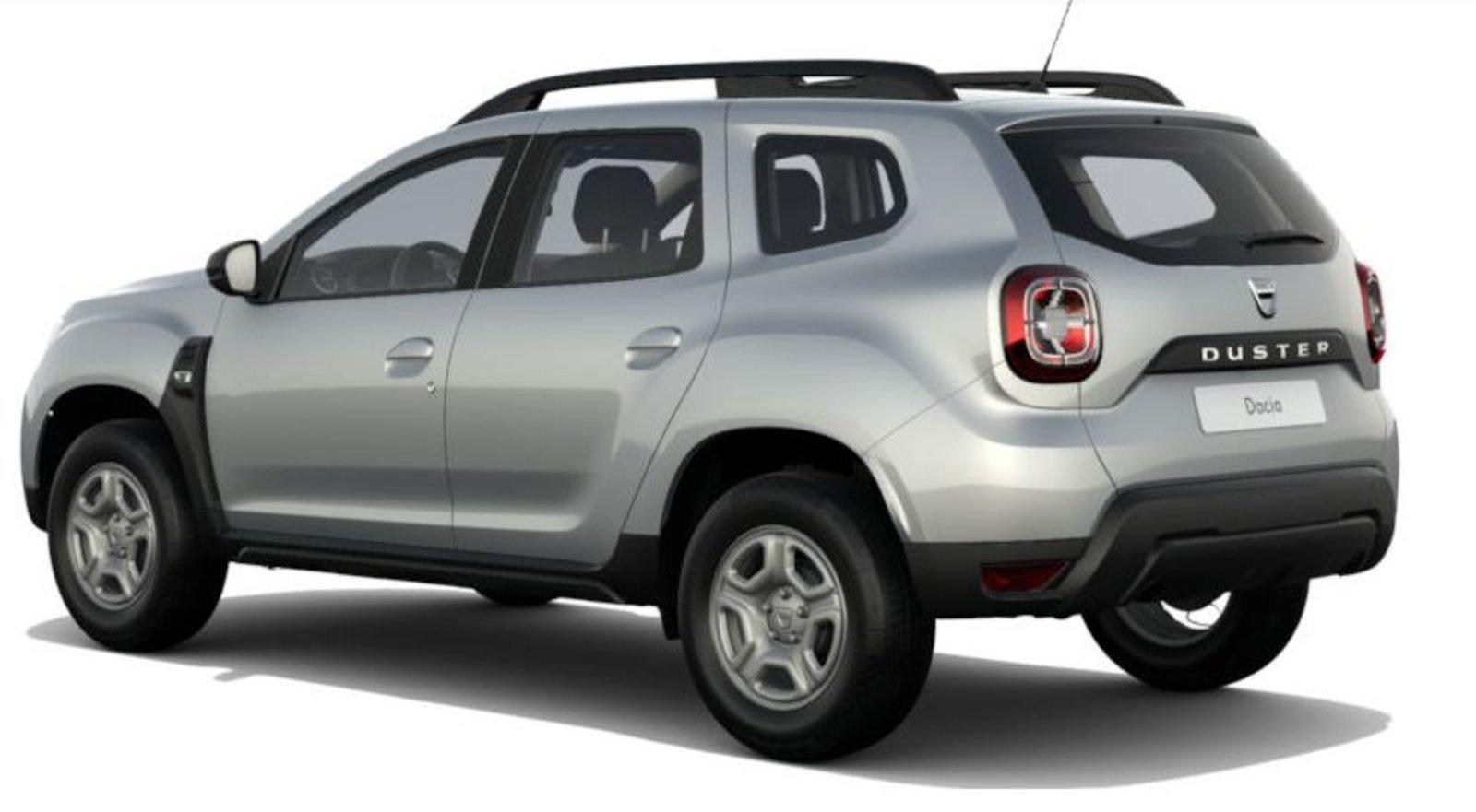 Dacia Duster II TCe 130 Klima*Radio*Zentral