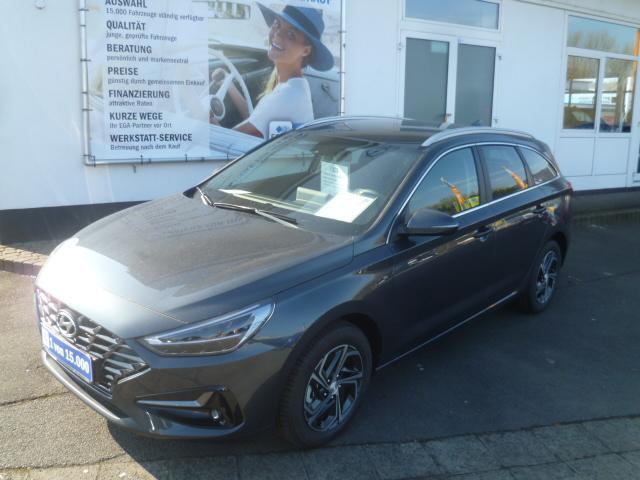 Hyundai i30 Trend *NAVI*Appel*Sitzheizung*LED*LM-Felgen*Klima