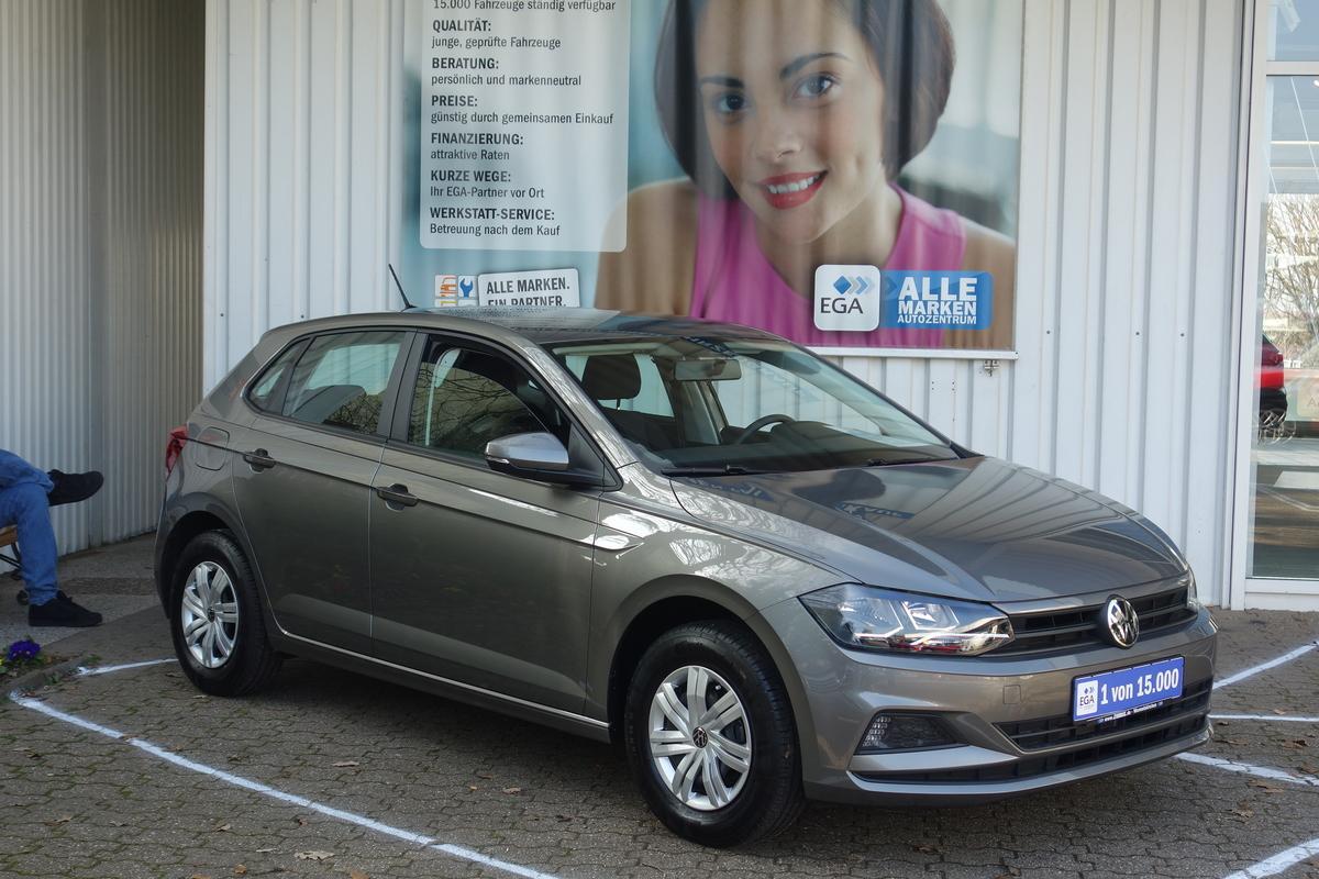Volkswagen Polo 1.0 Trendline Frontassist*Klima*DAB*BTH*Comp-Colour*EFH