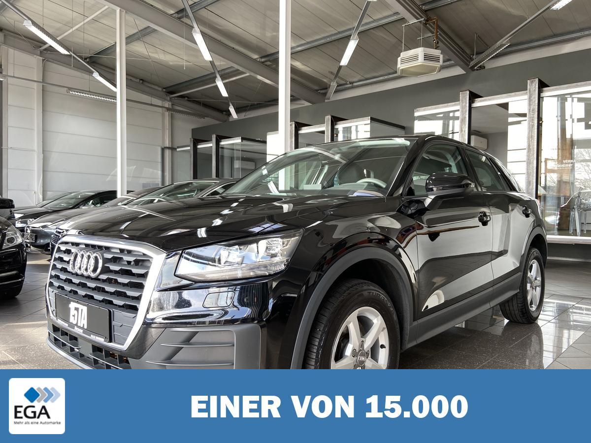 Audi Q2 1.0 TFSI ultra Klima SHZ PDC EU6