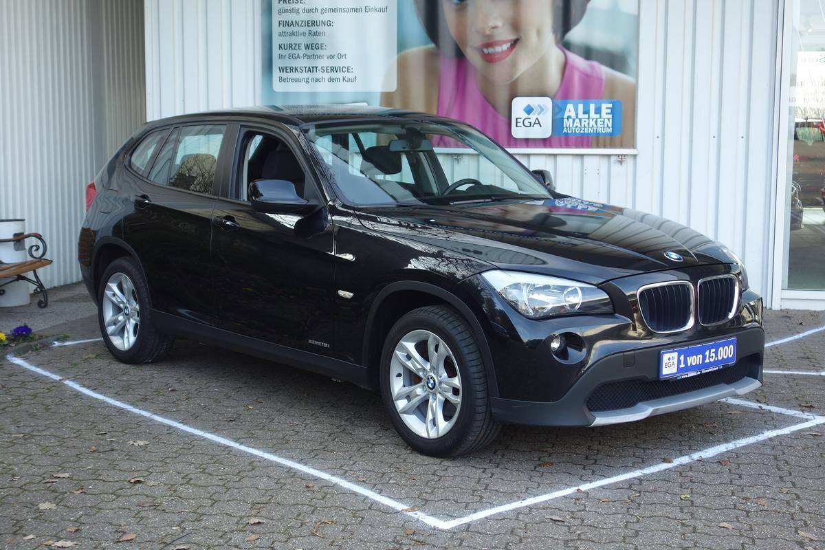 BMW X1 18i sDrive SITZHEIZUNG*PDC*ORIGINAL BMW ALU FELGEN