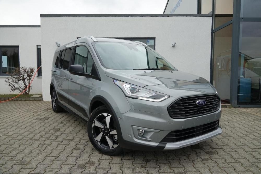 Ford Grand Tourneo Connect ACTIVE 7Sit/Xenon/Parkassistent