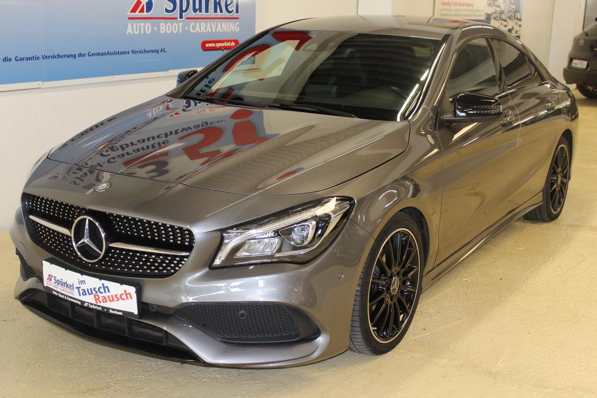 Mercedes-Benz CLA 180 AMG Line,Autom.,R.Kamera, LM, Tempomat