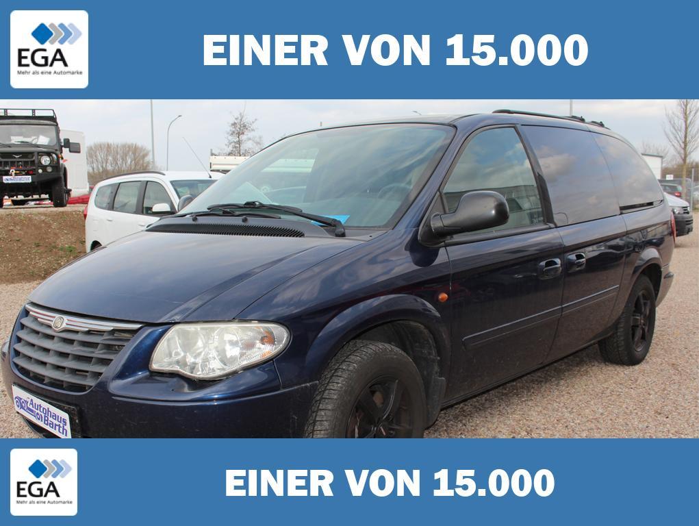 Chrysler Grand Voyager *Klimaautomatik *Navigation *Automatik *SHZ *