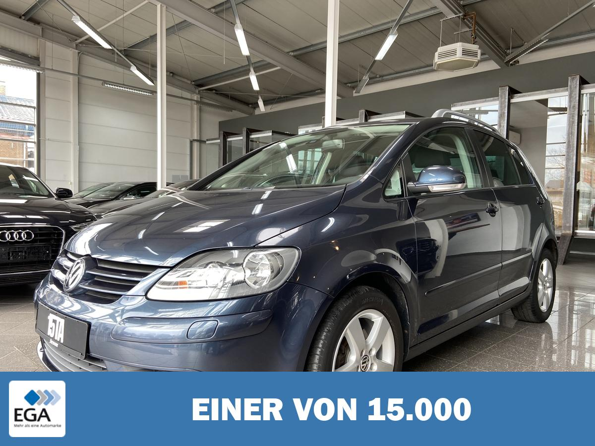 Volkswagen Golf Plus V 1.4 TSI United Klima PDC SHZ