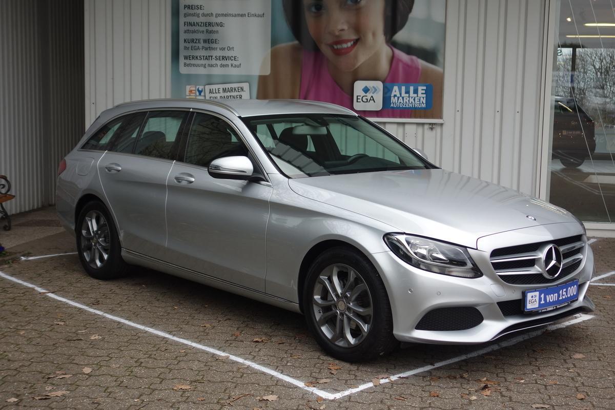 Mercedes-Benz C 180 T Avantgarde 7G-Tronic NAVI*SHZG*PTS AKTIV*ALU*TEMPOMA