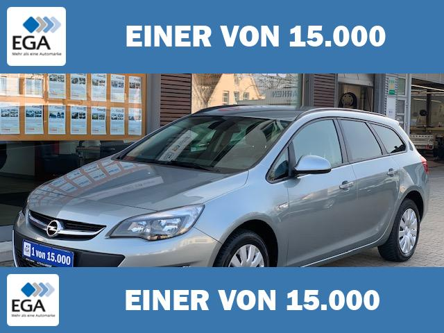 Opel Astra 1.4 Turbo ST Edition/ PDC / Sicht-Paket