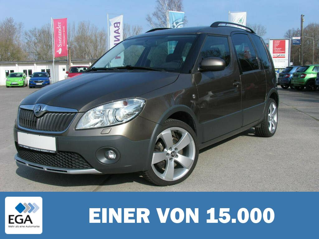 SKODA Roomster 1,2TSI DSG Scout PlusEdition *Panorama*