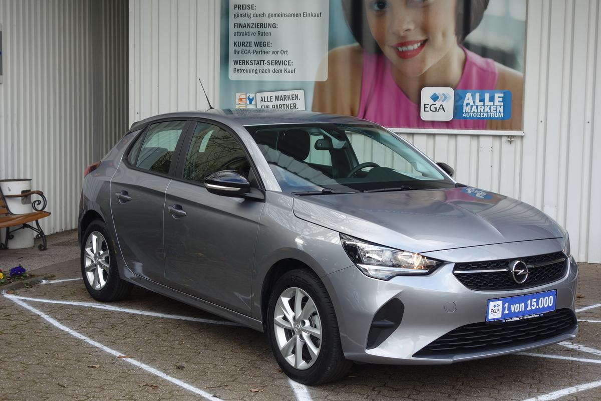Opel Corsa F 1,2 EDITION NAVI ALU BLUETOOTH DAB PDC FRONTKAMERA