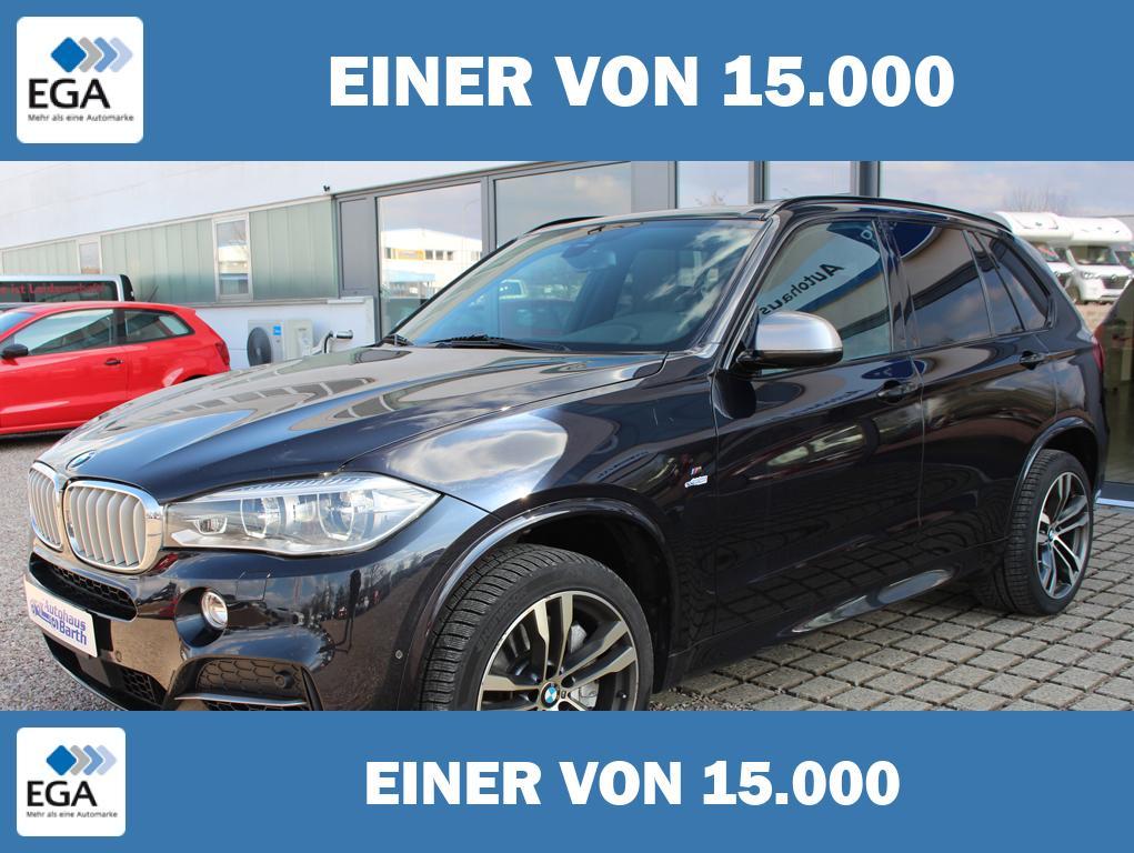 BMW X5 M50*Leder *Standheizung *LED *AHZV *Pano-Dach *